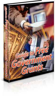 Product picture Guide to Free Government Grants